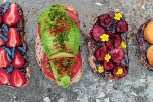 4 вкусных бутерброда на завтрак