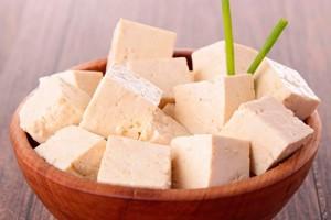 Апрель – сыр тофу