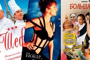 Фильмы о кулинарии