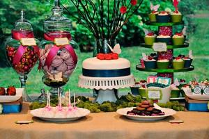 10 идей оформления детского сладкого стола