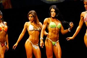 Питание фитнес-бикинисток перед соревнованиями