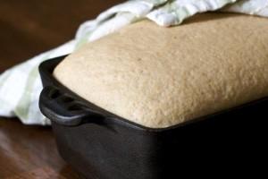 Тесто на закваске